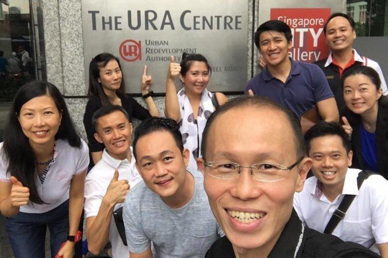 Trip to URA