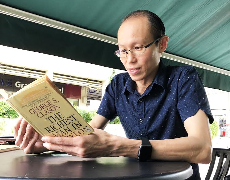 richest man in babylon book learnings singapore